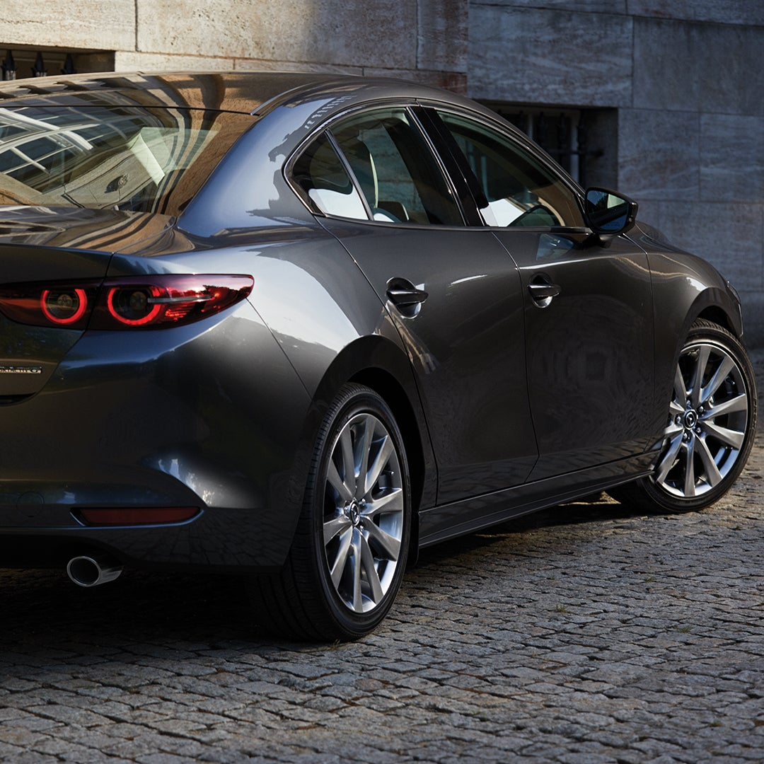 2019 Mazda3 AWD Research